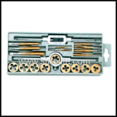 Metric tap and die set 20pcs