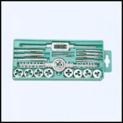 Metric tap and die 20pcs/set