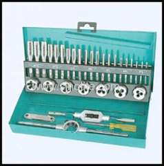 Metric tap and die set 32pcs