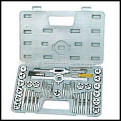 Metric tap and die set 40pcs