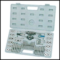 Metric &inch tap and die 60pcs/set