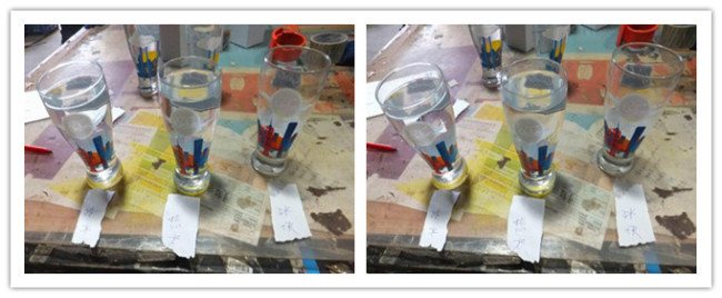 Quality Control ofGlass Cup