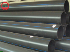 2013 hot sale HDPE 225 Pipe from China PE100 SDR11