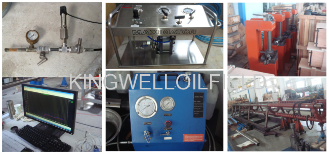 DST tools 5Tubing String Testing Valve