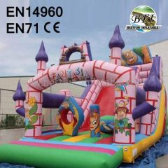 Fantasia Affordable Inflatable Water Slides