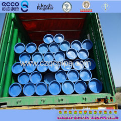 Astm A106 Seamless Tube
