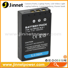 camera battery for Olympus BLS-1 PS-BLS1