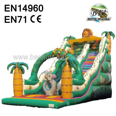 Safari Slides Big Inflatables