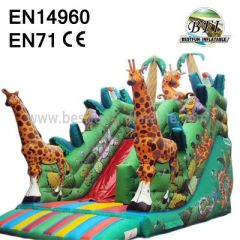 Giraffe Big Slide For Sale