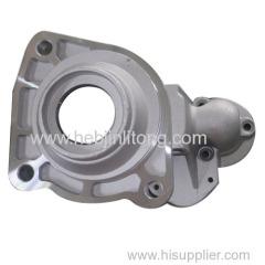 Howo auto starter motor housing manufacturer