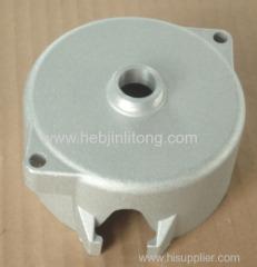 HOWO super 4 auto starter drive aluminum die casting end cover