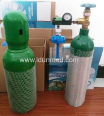 Oxygen Cylinder ( Aluminum Bottle)