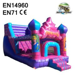 Inflatable Princess Blow Up Slides