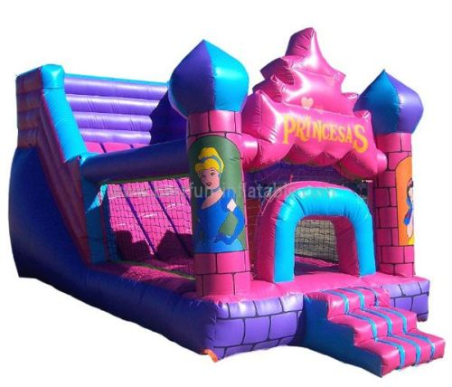 Inflatable Princess Slide For Children