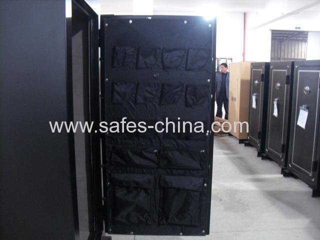 Fire resistant gun safe