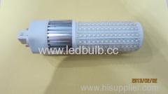 9 WATT GX24 G24D led PL light with 2 pins