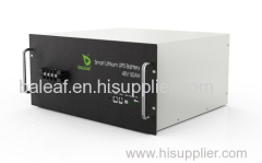 LIthium battery pack for BTS application
