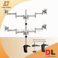 lcd tv articulated arm wall brackets
