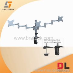 lcd tv articulated arm wall bracket