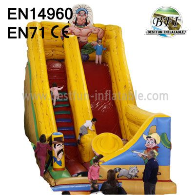 Pirate Ship Blow Up Slides For Parties