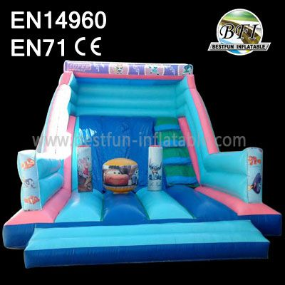 Car Inflatable Slip Slide