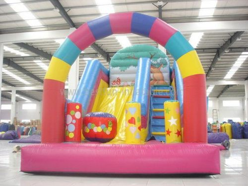 Bounce Slide About Inflatables