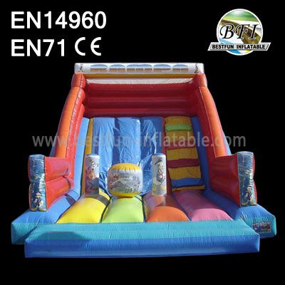 High Quality Inflatable Bounce Slide