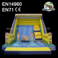 2014 New Inflatable Bounce Slide