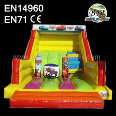 2014 Inflatable Car Slides