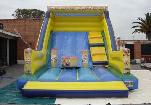 Rampa Asterix 2013 New Inflatable Slide