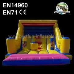 Inflatable Bounce Slide Combo
