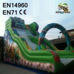 Inflatable Toy Story Slide