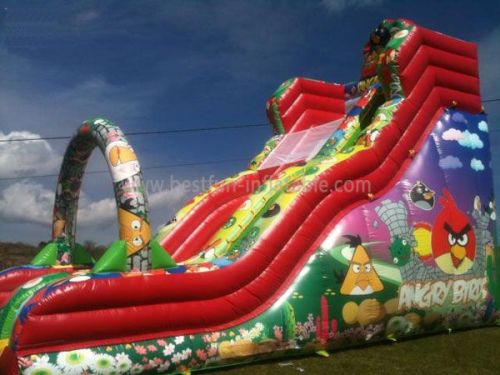 Outdoor Rental PVC Inflatable Slide