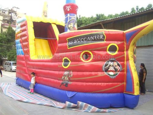 Inflatable Pirate Slide Wholesale