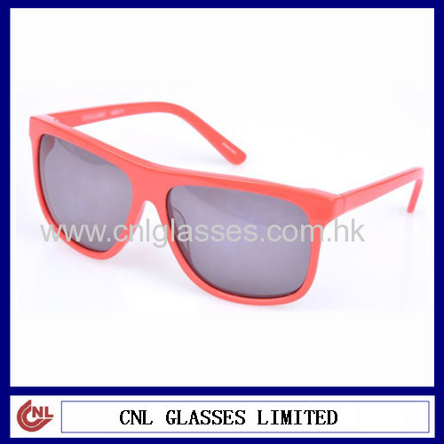 Red designer wholesale sunglasses