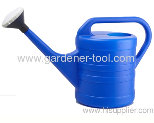 8L Plastic Water Can with shower nozzle