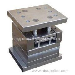 plastic & injection & electric mould base