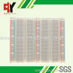 self-stick combined medium breadboard ZY-6002