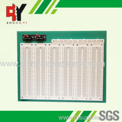 4660 points white breadboard green plate SYD-800
