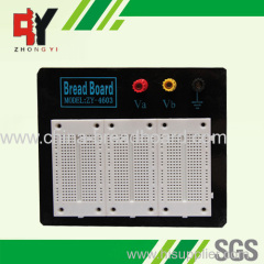 3 single mini breadboard combined board ZY-4603