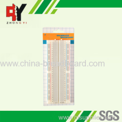 840 points prototype breadboard ZY-128A