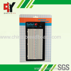 1360 points breadboard with metal plate ZY-203