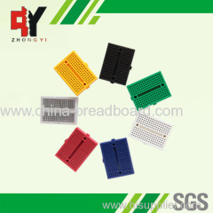 170 points colorful breadboard ZY-170