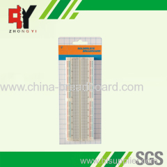 830 points standard breadboard ZY-103