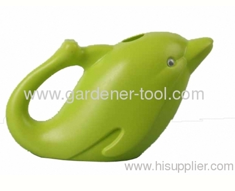 1600ML Fish Plastic Watering Can For Irrigation Plant