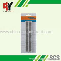 630 points transparent breadboard ZYJ-100