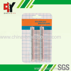 100 points transparent breadboard ZYJ-600
