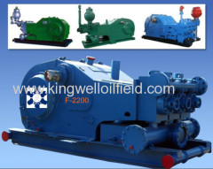 Oil&Gas F1000 Mud Pump for Oil Drilling Rig