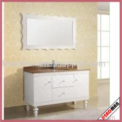 Stainless Steel Bathroom Basin Cabinet
