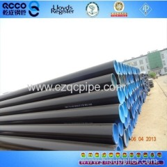api 5l X80 seamless steel pipe
